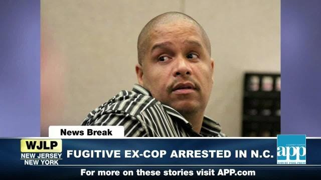 NewsBreak: Asbury Park fugitive ex-cop arrested in North Carolina
