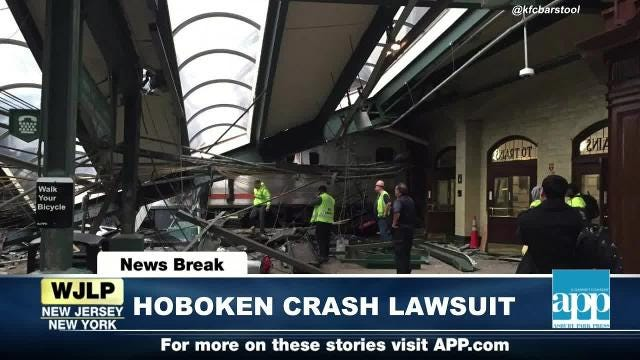 NewsBreak: Hoboken crash lawsuit; Knicks, Phil Jackson part ways