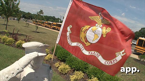 Fallen Marine Baldassare remembered in Colts Neck