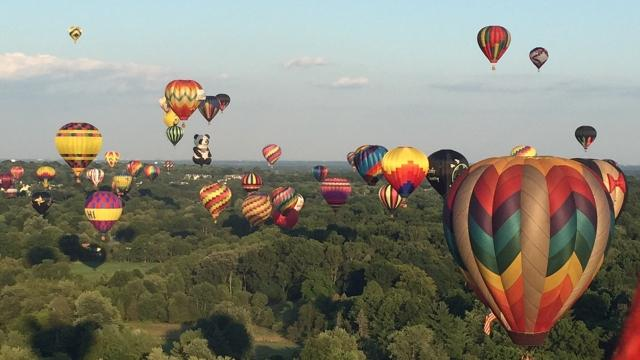 Festival Of Ballooning 35 Years Of Making Magic