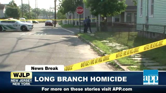 NewsBreak: Long Branch homicide investigation