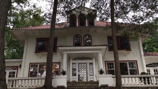 'Mediterranean Masterpiece' for sale in Mountain Lakes