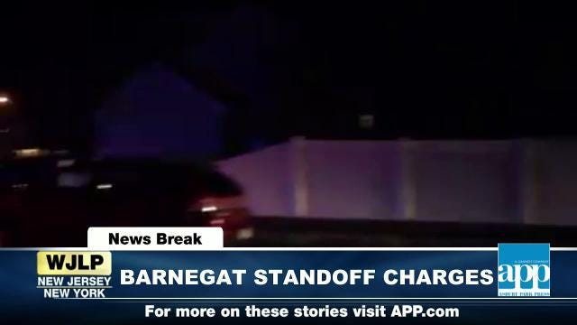 NewsBreak: Barnegat standoff ends in charges