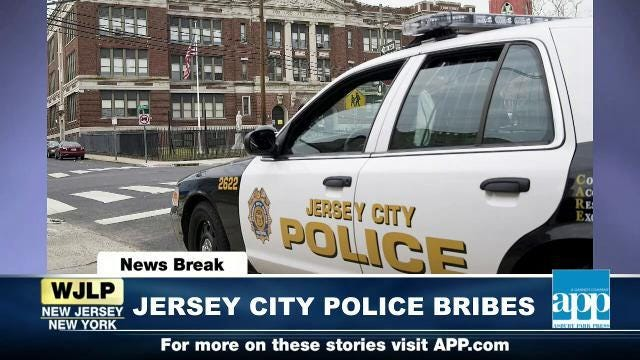 NewsBreak: Jersey City cops plead guilty to accepting bribes