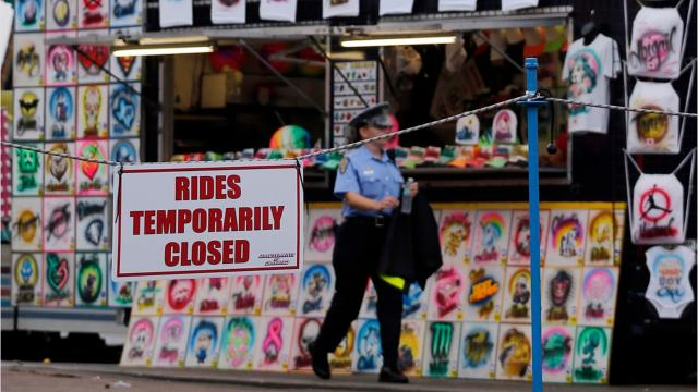 Ohio fair death shuts down Monmouth County Fair ride