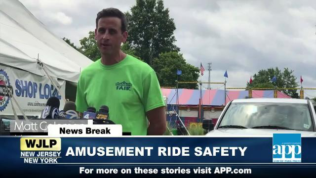 NewsBreak: Ride shut down for inspection at Monmouth County Fair