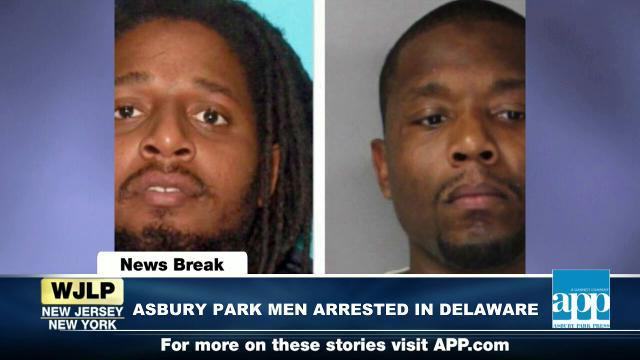 NewsBreak: 4 Asbury Park men arrested in Delaware on burglary charges
