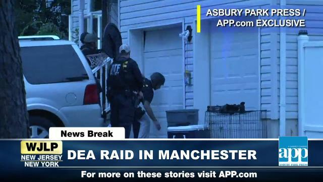 NewsBreak: DEA raid in Manchester