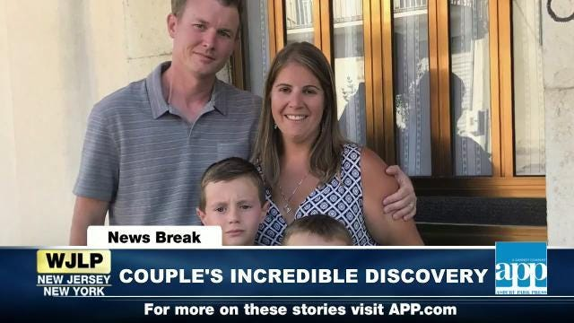 NewsBreaks: Brick couple's incredible discovery in Italy