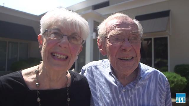 Love at Luxe Luncheon: Couple celebrates their 63rd with APP