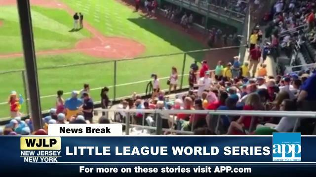 Newsbreak: Little League World Series opening ceremony