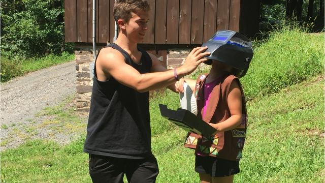 'The Great American Eclipse' in Central Jersey