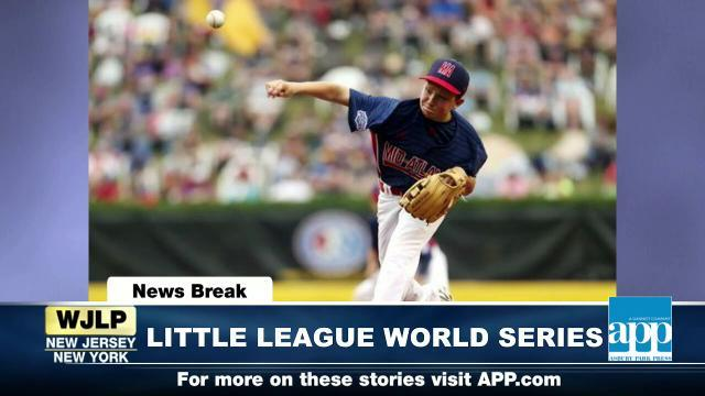 NewsBreak: US Treasury announces Russia sanctions; Little League World Series