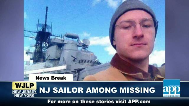 NewsBreak: NJ sailor among the missing