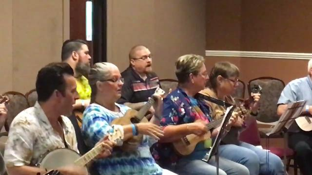 No Blues As Fans Jazz Up Their Skills At New Jersey Uke Fest