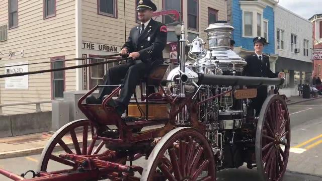 Boonton is always a great place to celebrate the Labor Day holiday, with a Saturday parade and three-day carnival. But this year is special as the town is also celebrating its 150th anniversary. IPHONE VIDEO BY WILLIAM WESTHOVEN SEPT. 2, 2017