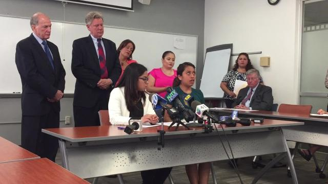 Freehold High School student speaks out about DACA