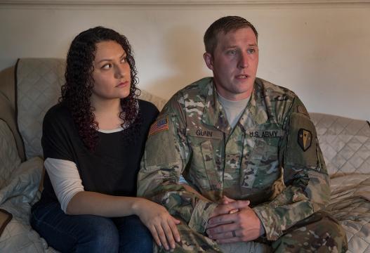 Voices of DACA: Miriam Ochoa and Sgt. Chris Gunn