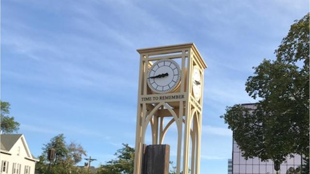 On Sept. 11, 2017, 39 names were read once again at Somerset County's 9/11 Remembrance Ceremony at the 9/11 memorial clock tower. County officials and residents gathered to remember what happened 16 years ago and honor those who died. The ceremony was one of 30 events being conducted throughout the day as Central Jersey communities remember those who died as well as honor the first-responders who came to their aid.
