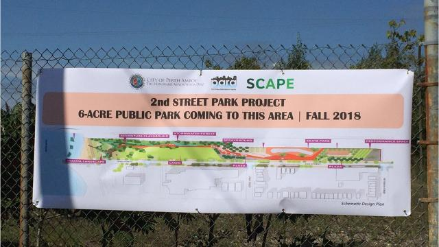 New projects are in the works in Perth Amboy