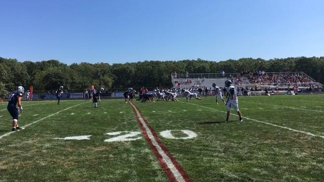 Watch: Point Boro defeat Lacey
