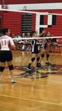 Colonia volleyball player Emily Fernandez inspires teammates