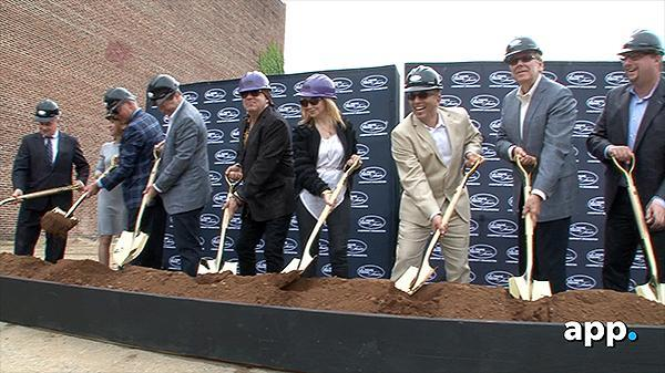 Ground broken for Count Basie expansion