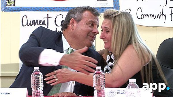 Christie announces partnership with municipal alliances