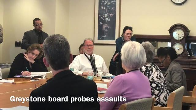 Watch: Greystone hospital board probes rising assaults