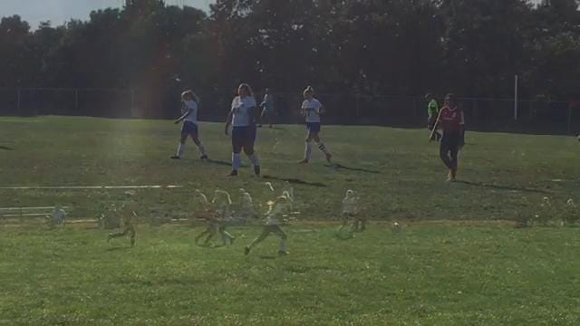 WATCH: Highlights from Manchester girls soccer vs Jackson Liberty