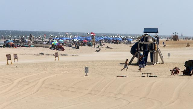 NJ beach water quality: 5 worst beaches of 2017