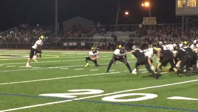 WATCH: NJ Football - Monmouth, Point Boro defenses duel