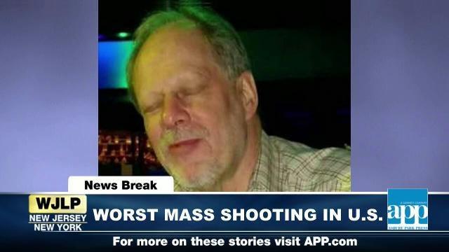 NewsBreak: Las Vegas mass shooting