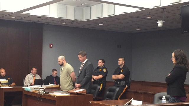 WATCH: Alleged Branchburg body mover appears in court