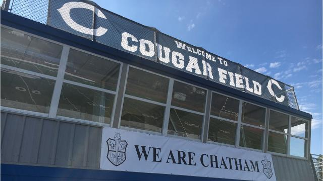 The School District of the Chathams has renovated Cougar Field, the home of football and boys soccer.