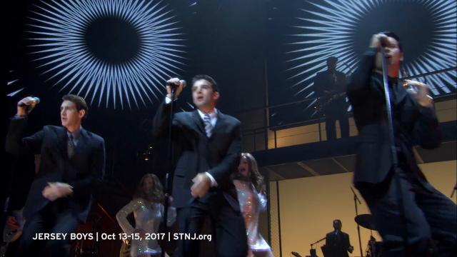 WATCH: 'Jersey Boys' finally makes its Jersey premiere