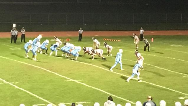 Watch: Freehold Township football strikes first