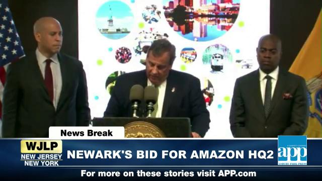 NewsBreak: Newark's bid for Amazon HQ