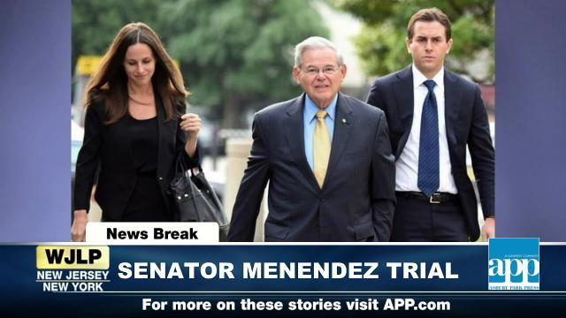 NewsBreak: Senator Menendez trial moves forward