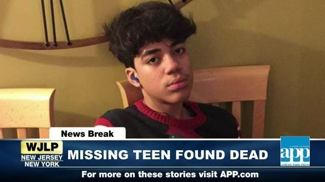 NewsBreak: Missing teen found dead in Newark