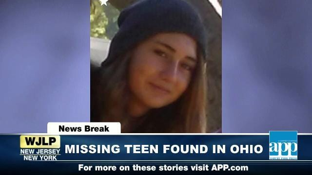 NewsBreak: Jackson man arrested in Ohio with missing NJ teen