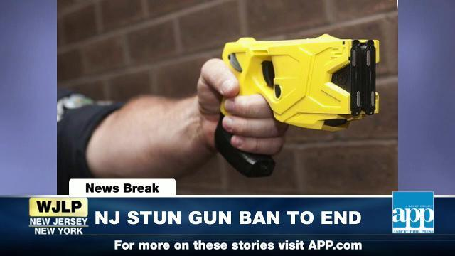 NewsBreak:  NJ stun gun ban to end; Grammy Museum opens in Newark