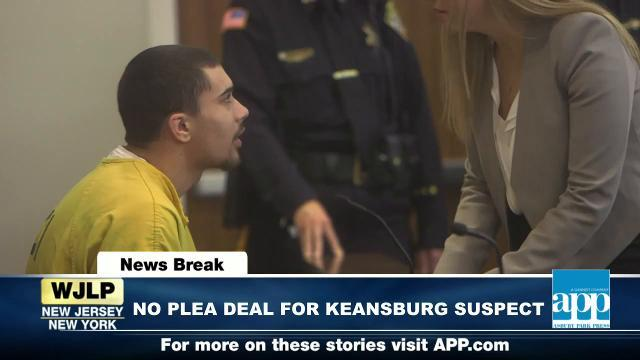 NewsBreak: No plea deal in Keansburg slaying trial