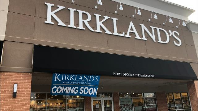 Kirkland's set to open two new stores in Monmouth County