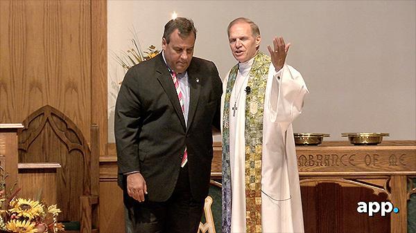 Gov Christie marks Sandy's 5th anniversary at prayer service