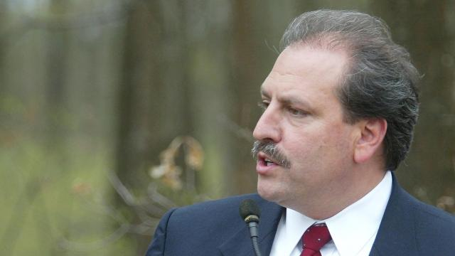 Superior Court Judge John F. Russo filed suit against Ocean County Assignment Judge Marlene Lynch Ford after she barred him from judicial duties until he passes a psychological evaluation.