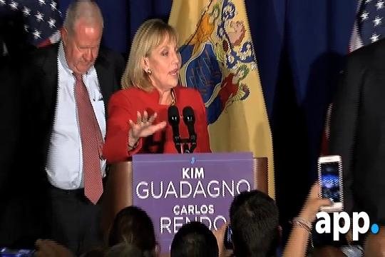 Guadagno concedes New Jersey gubernatorial election