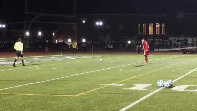 The Bridgewater-Raritan boys soccer team fell in the Group IV semifinals with a 5-4 penalty kick loss to Kearny.