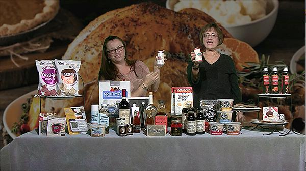 Talking Thanksgiving treats with the Asbury Park Press features staff