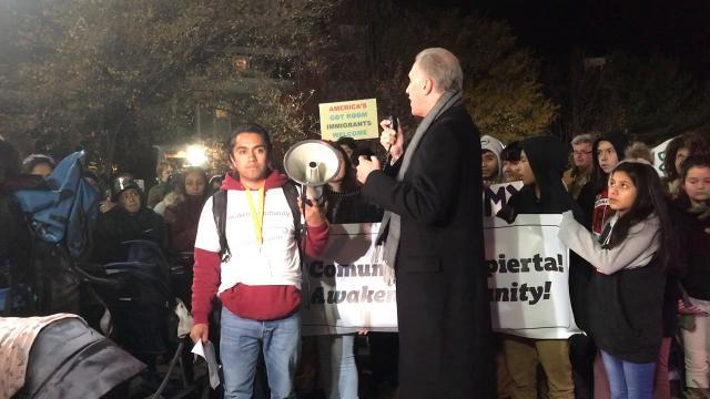 Assemblyman Wisniewski: My grandfather was undocumented